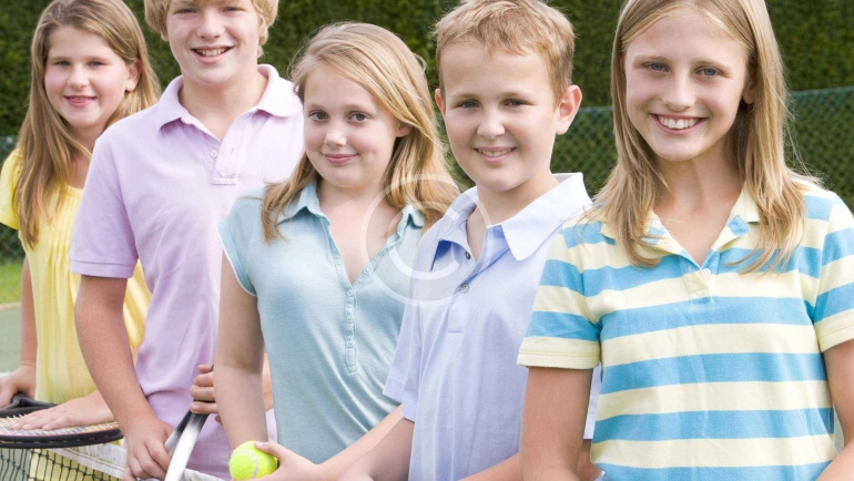 Kids Holiday Tennis Camp